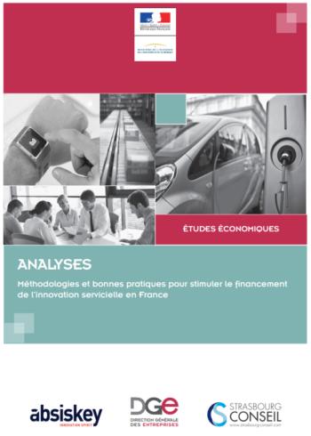 Publication du rapport sur le financement de l'innovation servicielle