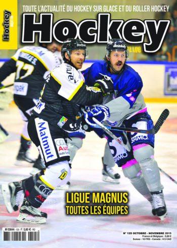 Absiskey en Une de Hockey Magazine!