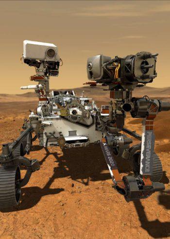 Atterrissage du Rover Perseverance
